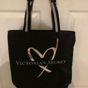 Victoria's Secret glittery bag